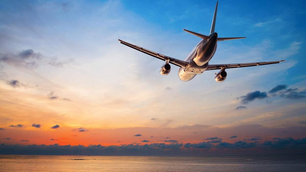 В Україні визначили найнепунктуальніші чартерні авіакомпанії