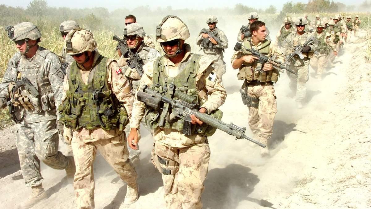 """Украина увеличит контингент в Афганистане в рамках """"решительную поддержку"""""""