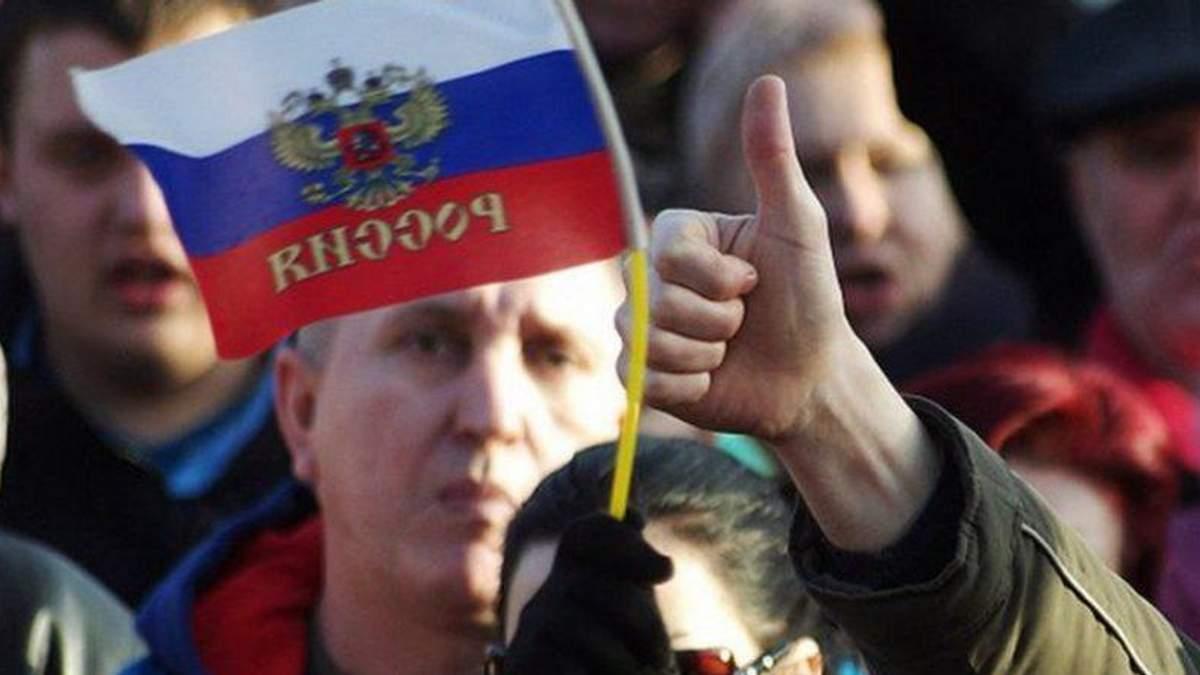 """Пропагандисты Кремля обвинили """"украинских троллей"""" в критике пенсионной реформы"""