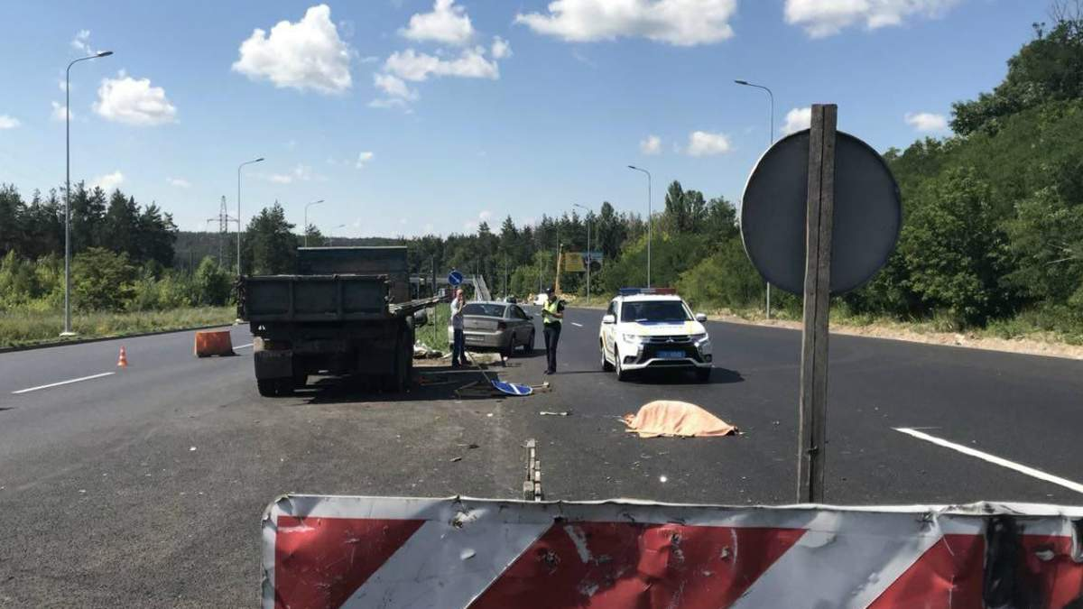 Появились детали о состоянии пострадавших после жуткой аварии на Одесской трассе