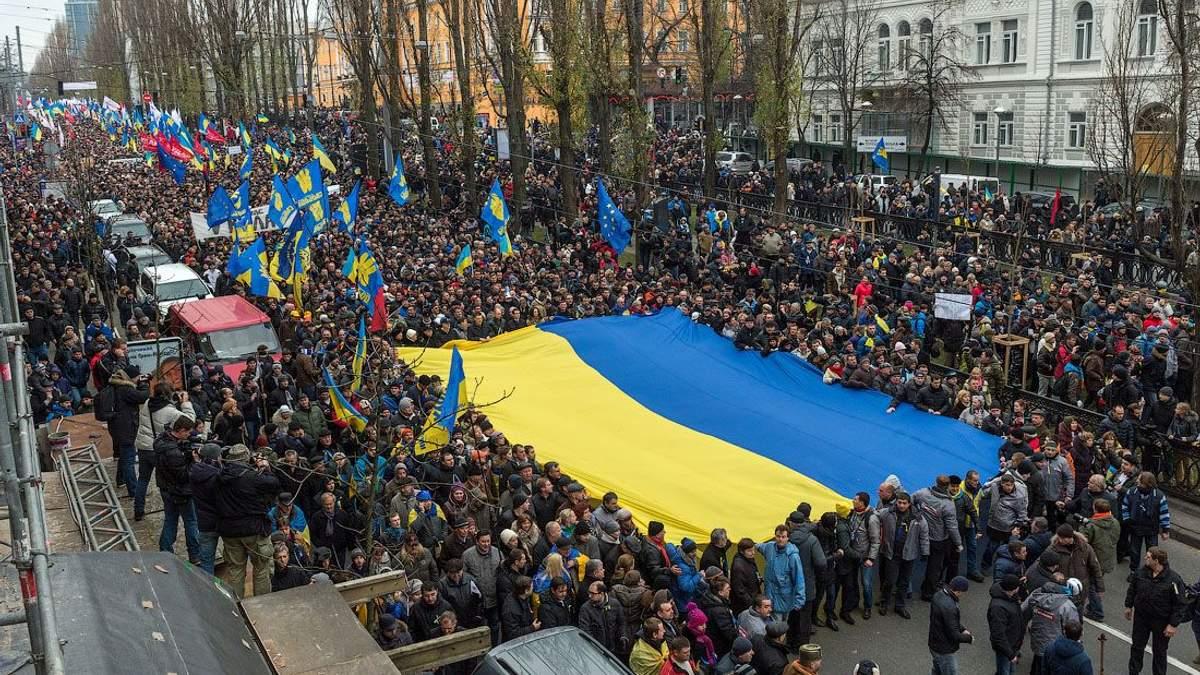 Нам снова обещают, стоит ли верить, или Переживет ли Украина еще одну революцию?
