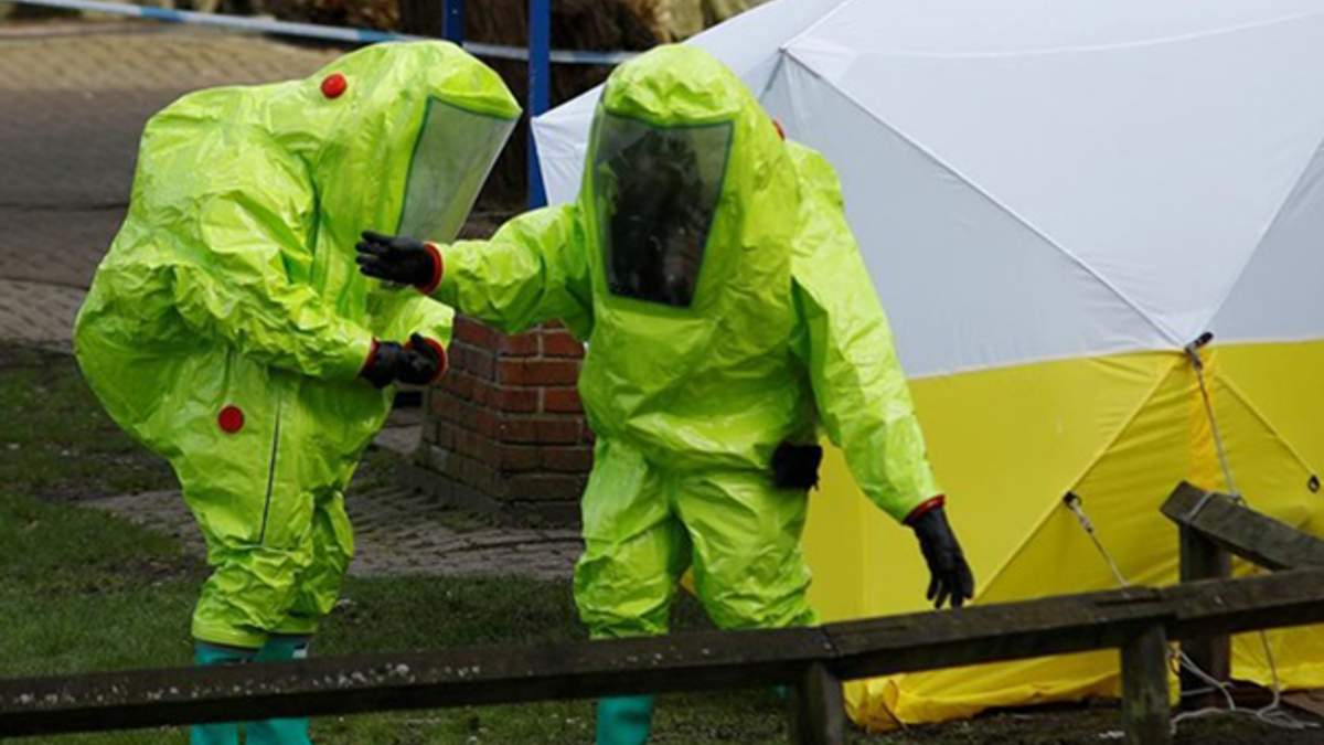 """Нові постраждалі від """"Новачка"""" у Великобританії отримали велику дозу отрути"""