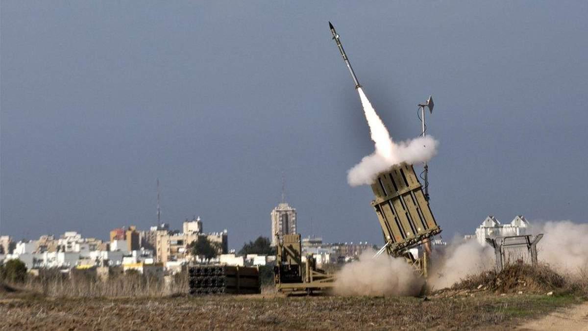 Війська Асада відбили ракетний удар Ізраїлю по військовій базі в Сирії