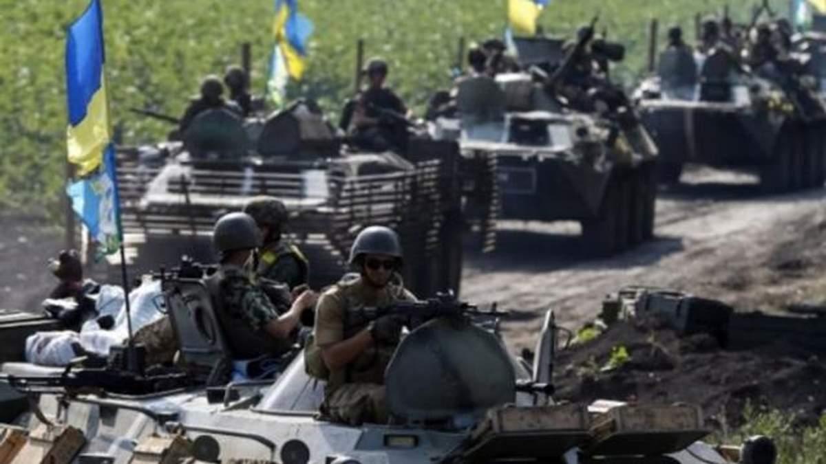 Війна на Донбасі триває через підтримку Росією окупантів