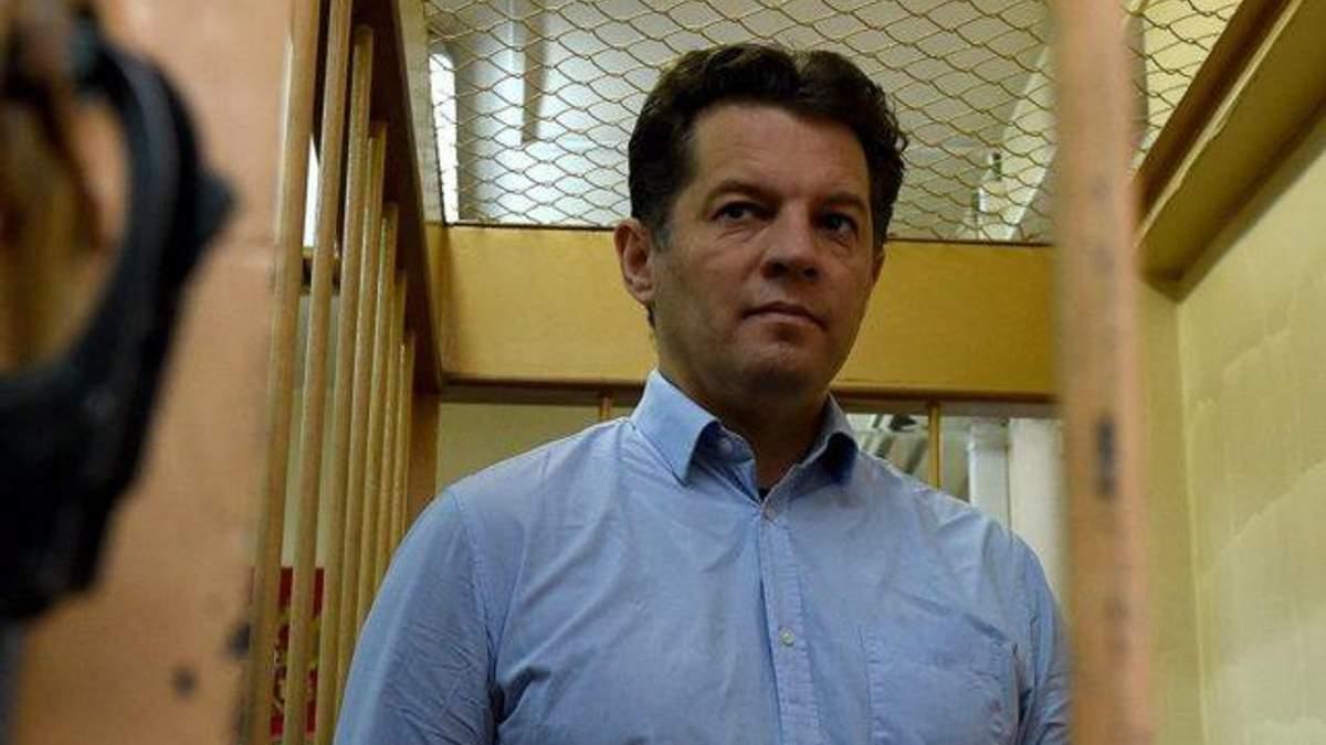 Українського консула впустили до Романа Сущенка