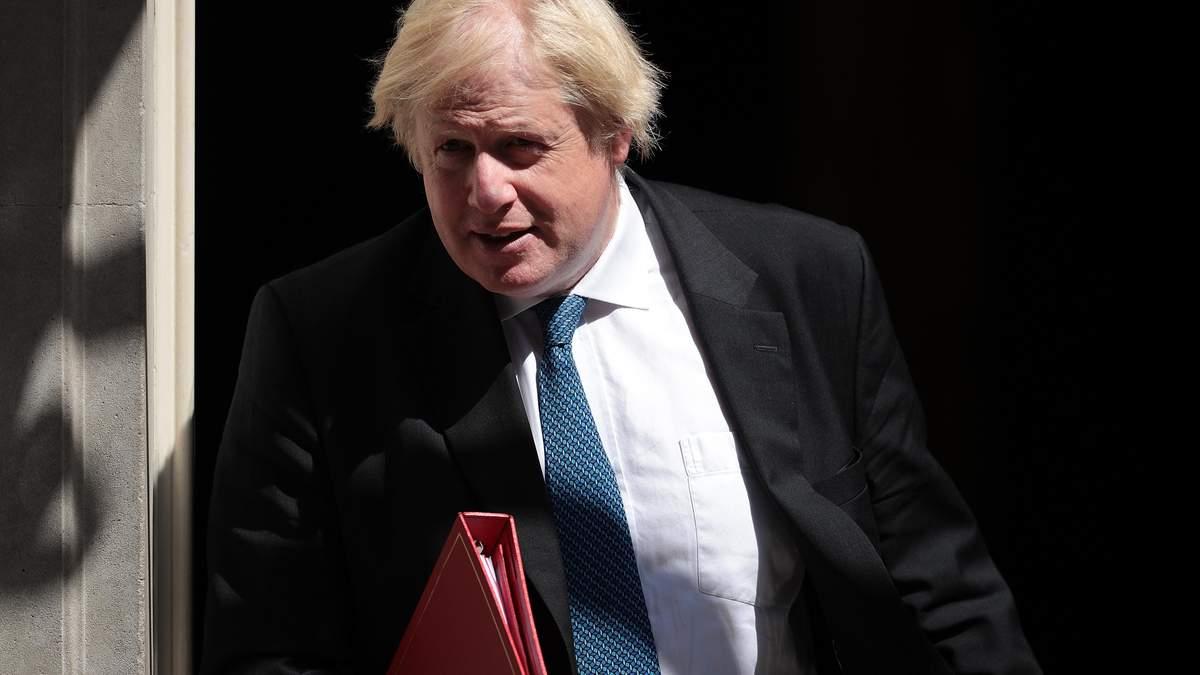 Борис Джонсон подал в отставку с поста главы МИД Великобритании