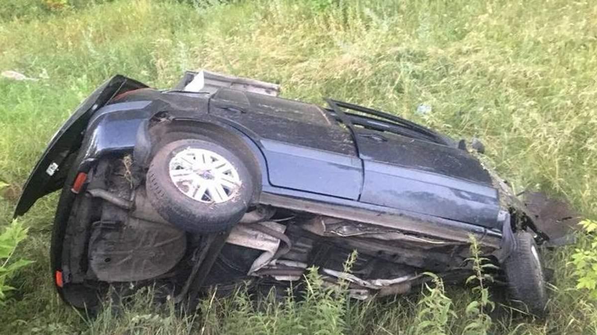 На Київщині сталася смертельна аварія