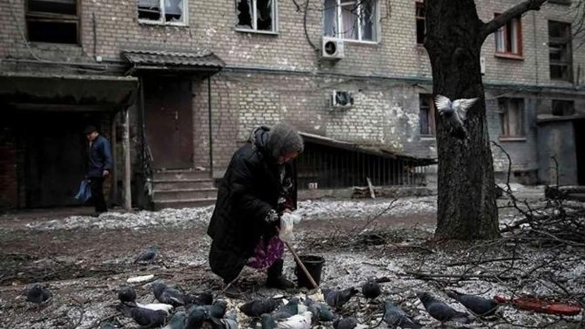 Впечатления от Луганска: людей не могли хоронить, закапывали у себя во дворе