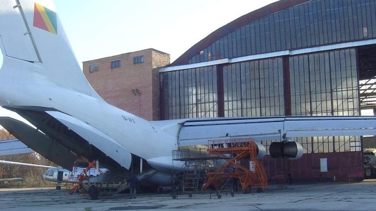 Білоцерківський вантажний авіаційний комплекс