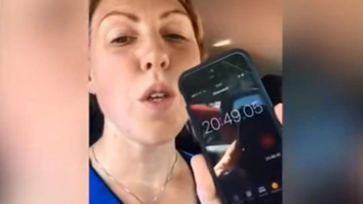 Жінка записала експеримент на відео: вона спеціально закрилася у своїй автівці в полудень, озброївшись секундоміром та термометром