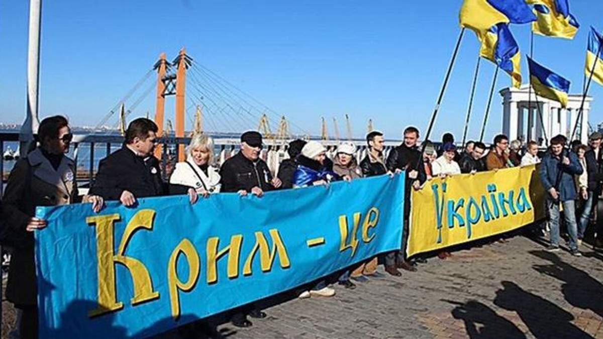 Украинцы в Крыму начали называть себя русскими из-за страха