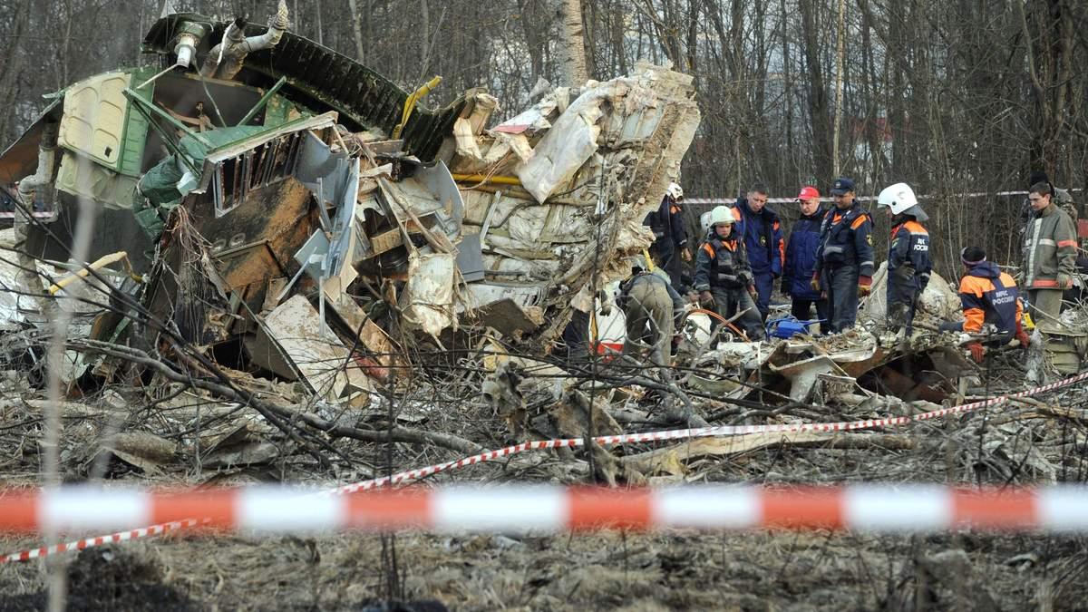 Смоленська катастрофа: у Росії відзначилися ганебною забороною