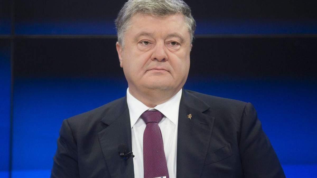 Порошенко прокомментировал предстоящую встречу Трампа и Путина