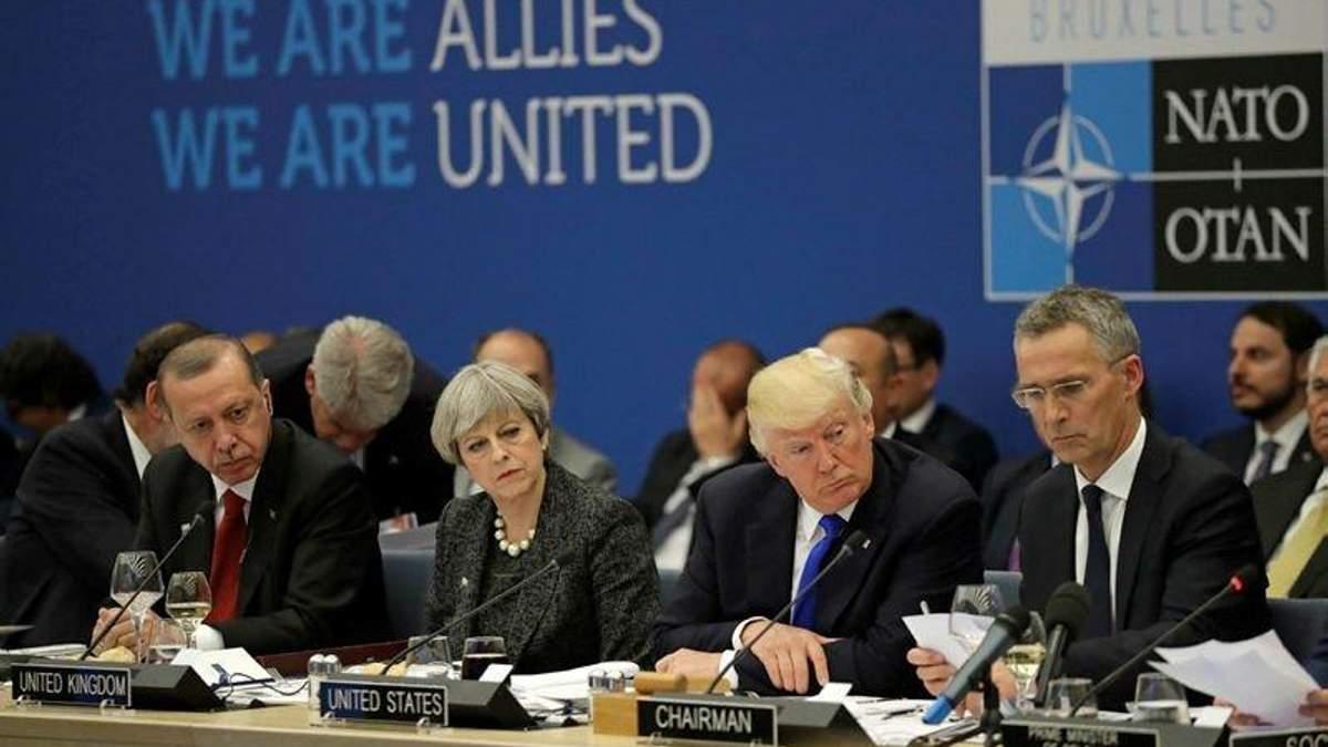 НАТО займут антироссийскую позицию