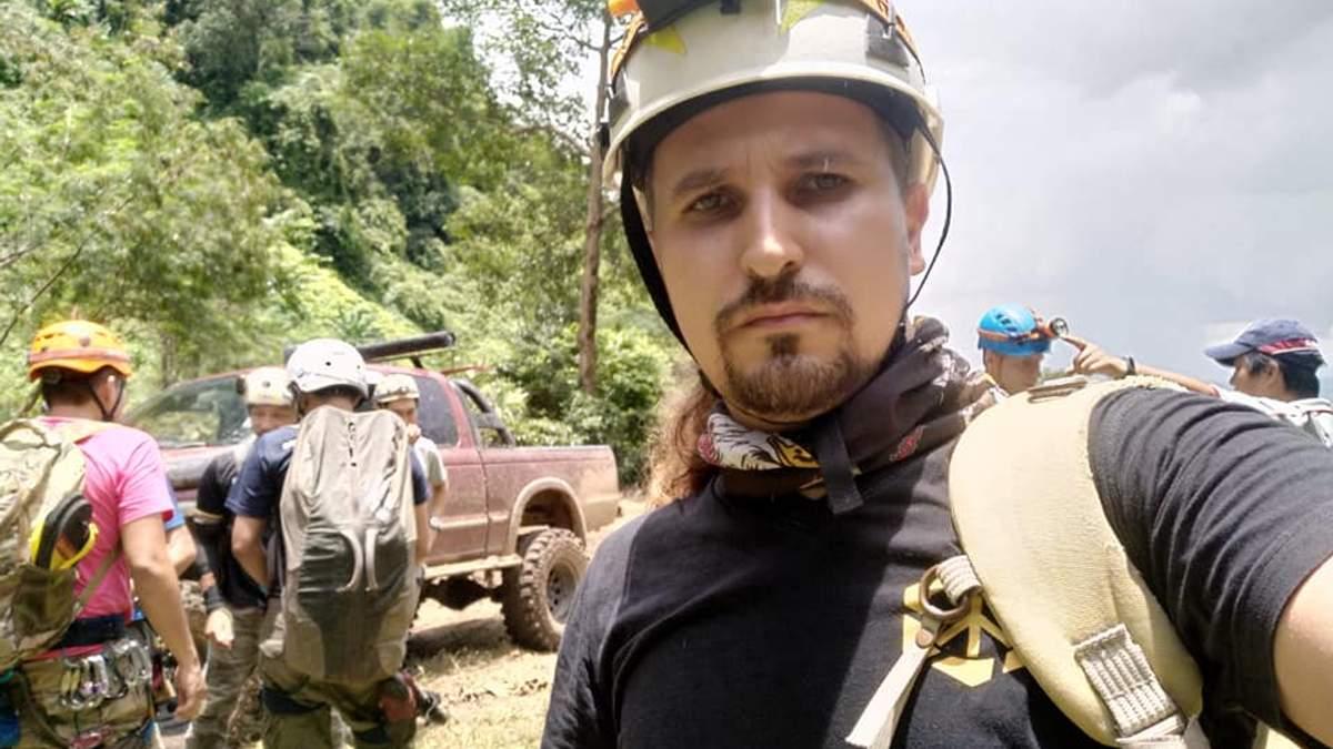 Украинец, спасавший детей из пещеры в Таиланде: Это было большое чудо, что ребята выжили!