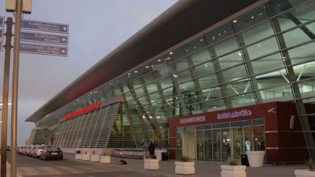 Аэропорт Тбилиси