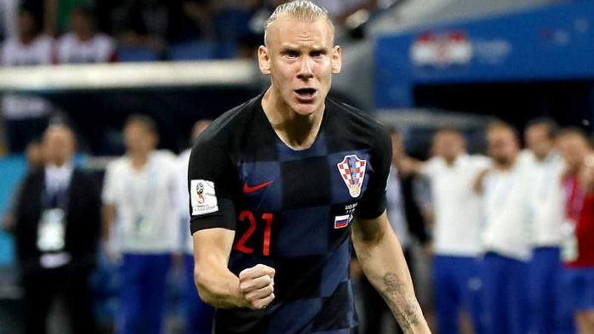 Футболіст Віда вибачився перед росіянами