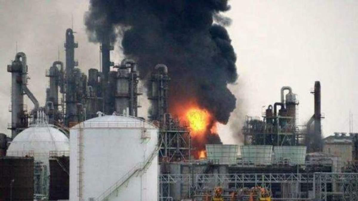 От взрыва на химическом заводе в Китае погибли 19 человек