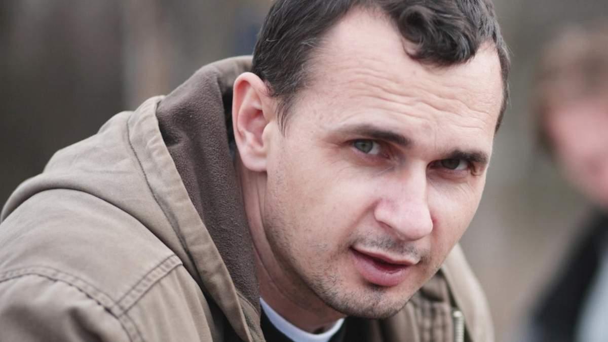 Сенцову исполнилось 42 года: какой подарок ему приготовили активисты по всему миру