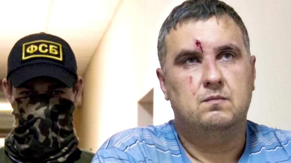 """""""Украинского диверсанта"""" Панова в оккупированном Крыму приговорили к 8 годам колонии"""