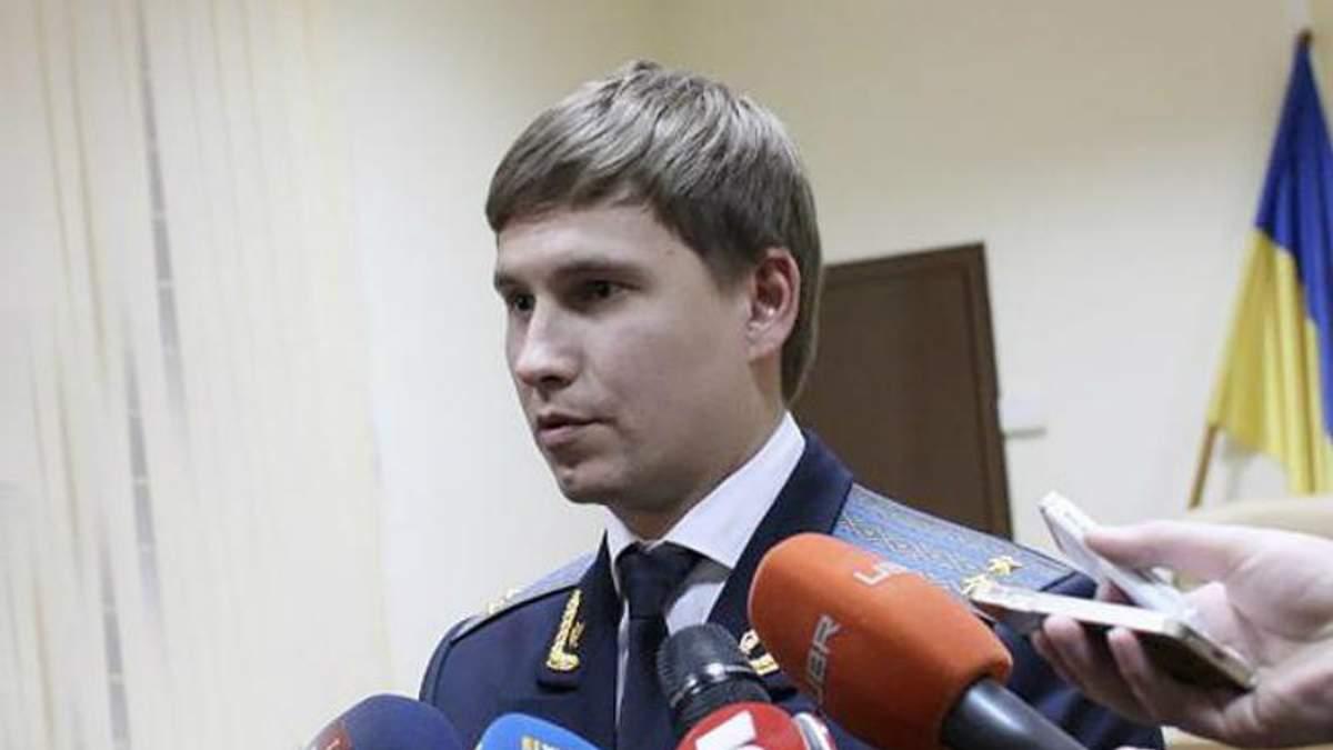 Заместитель Главного военного прокурора Дмитрий Борзых
