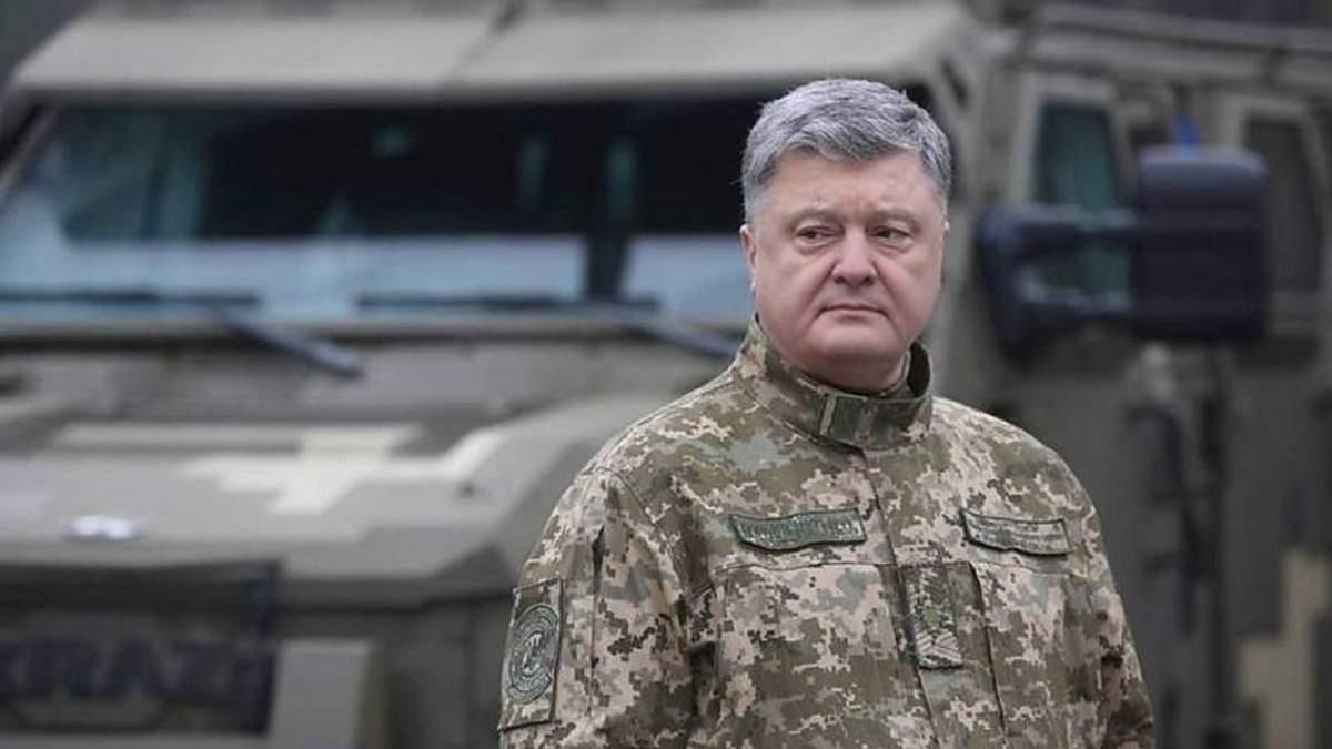 Порошенко сделал новое серьезное заявление о войне на Донбассе