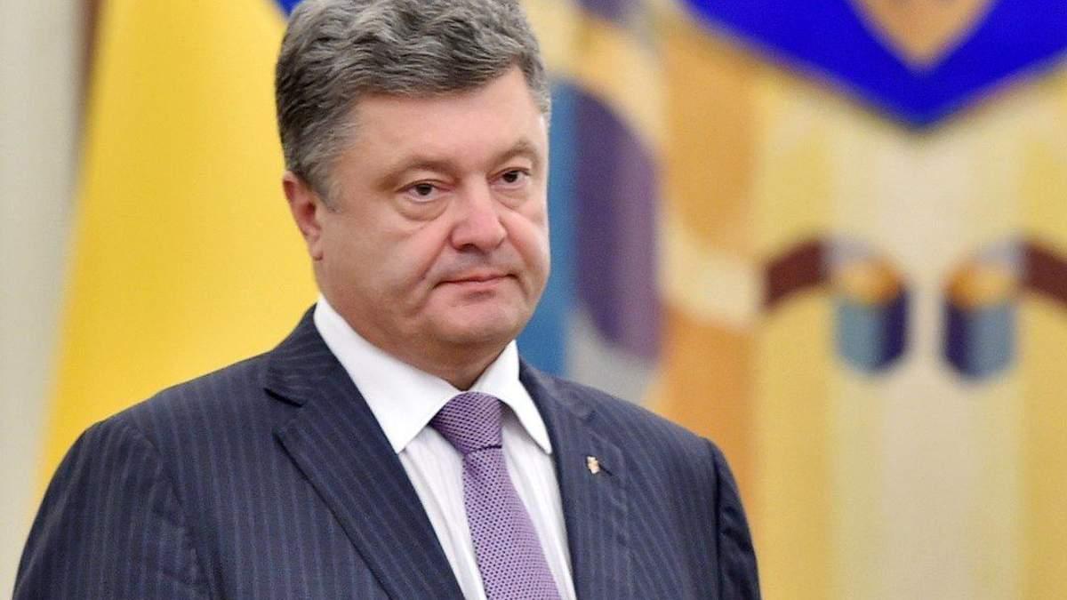 Порошенко верит в освобождение всех украинских пленников Кремля