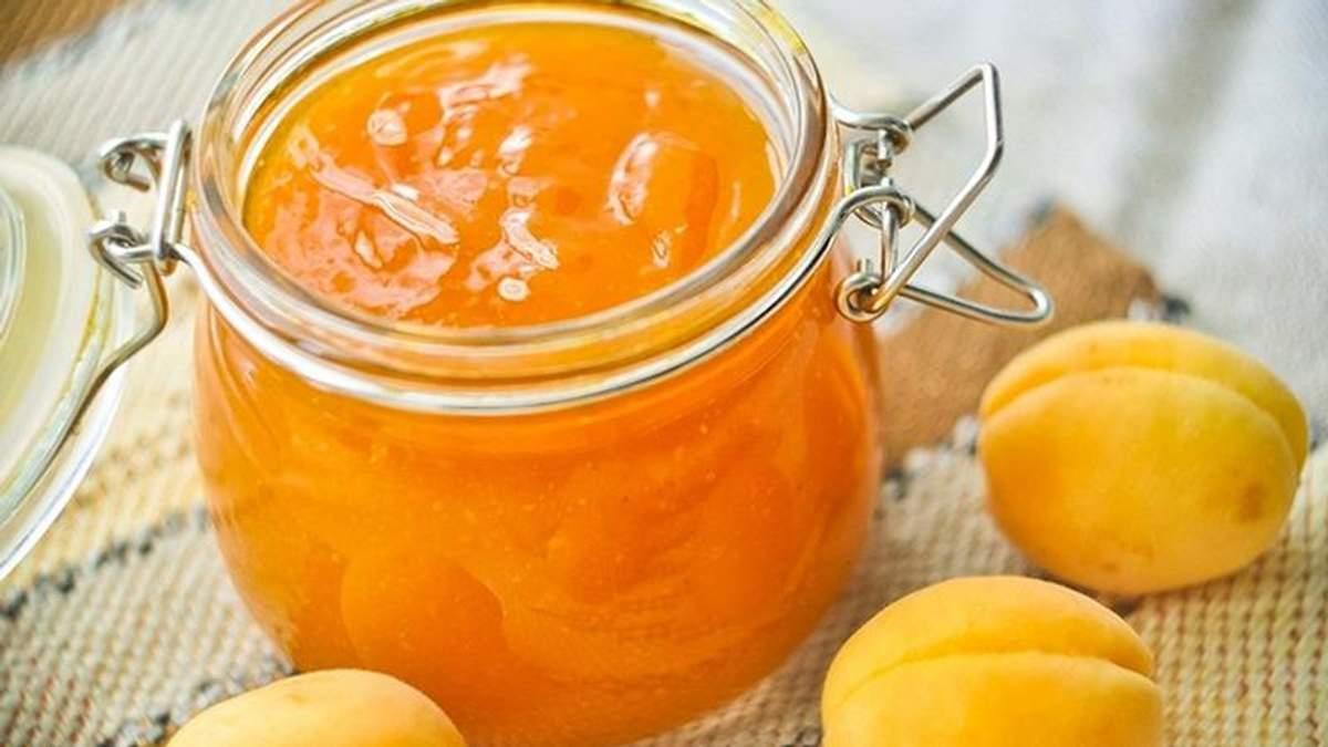 Абрикосовий джем: рецепт приготування джему з абрикосів