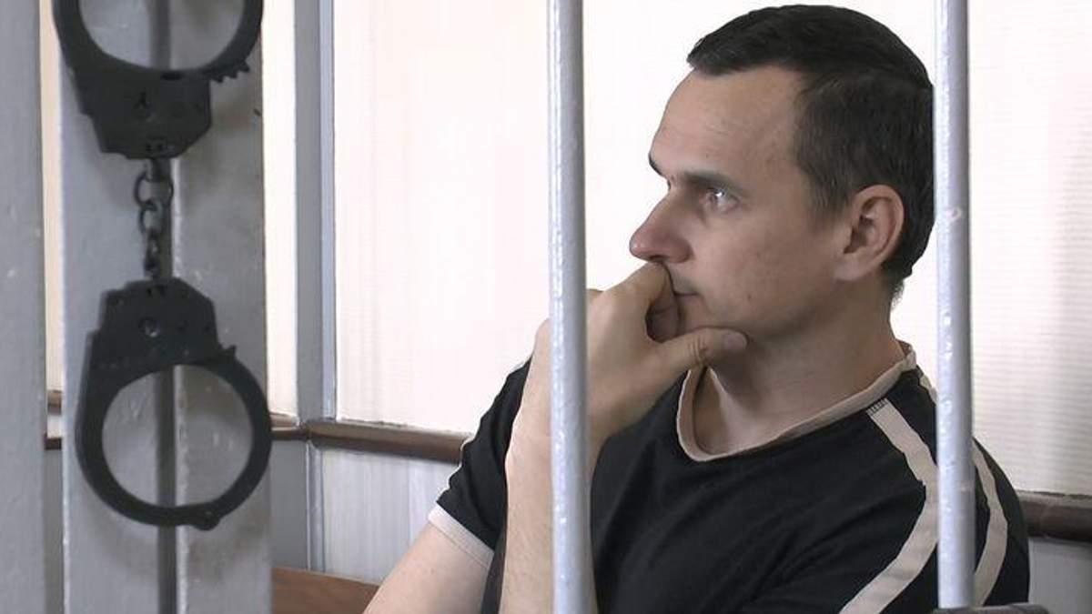 В России опровергли информацию о якобы смерти Сенцова
