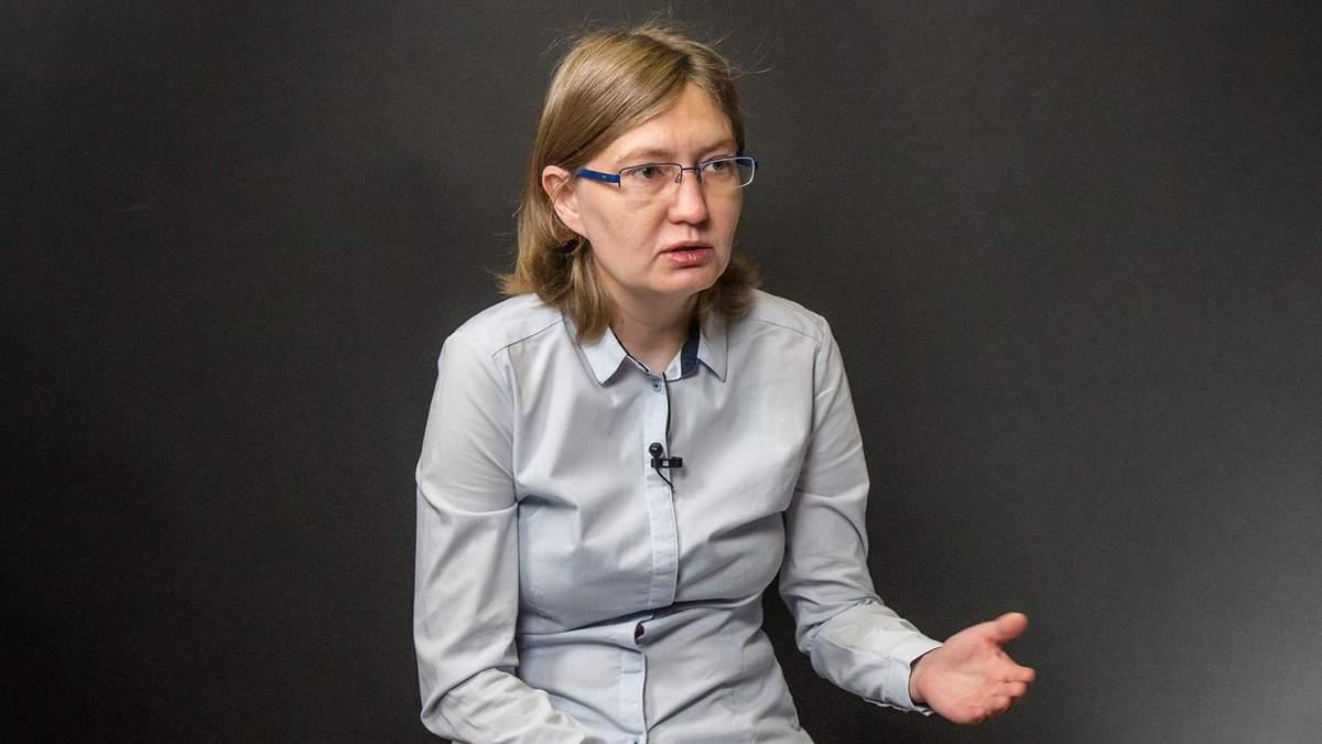 Сестра Олега Сенцова закликала бойкотувати деякі українські ЗМІ