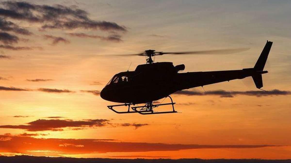 Украина купит у Франции 55 вертолетов Airbus helicopters