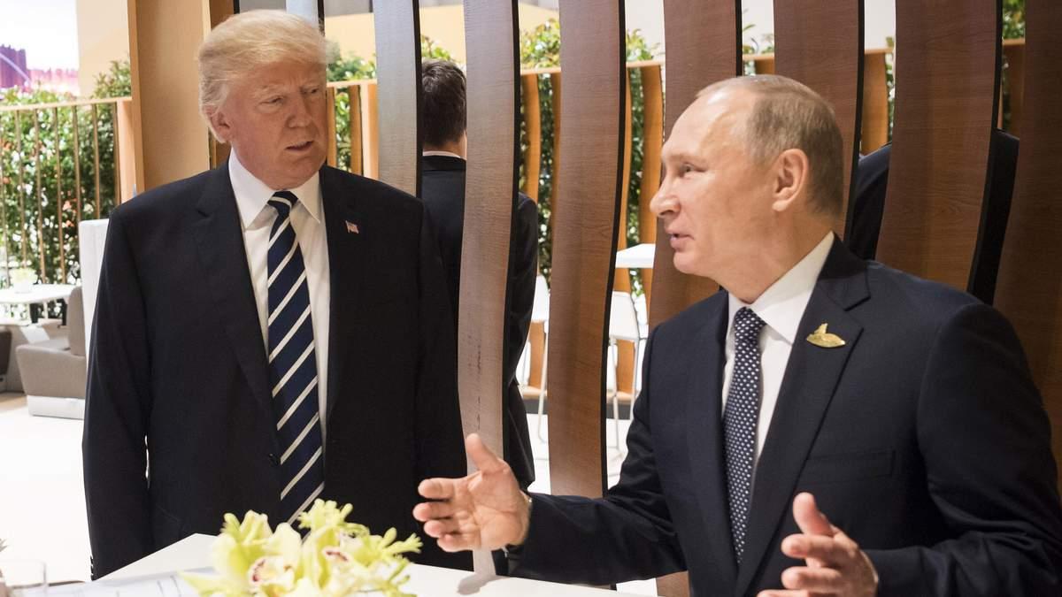 """Какого """"сюрприза"""" ждать нам от встречи Трампа с диктатором Путиным?"""