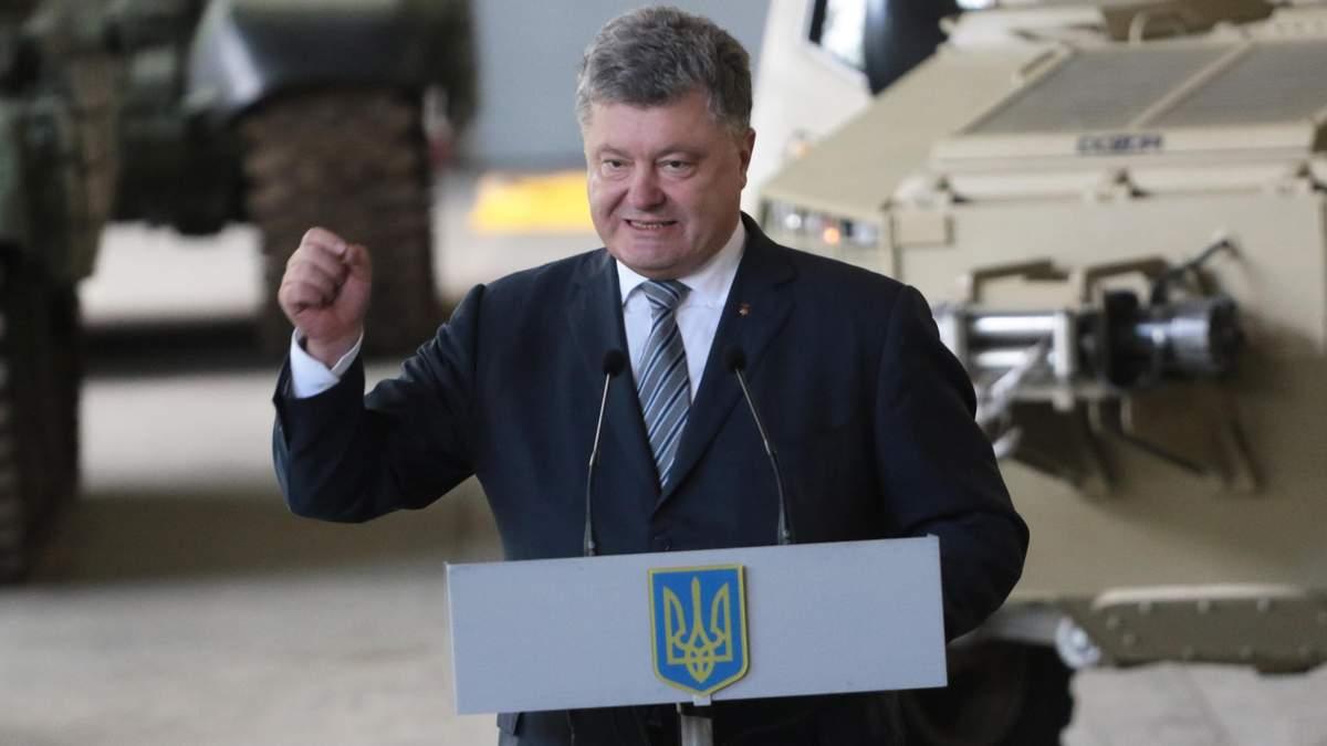 Порошенко припускає, що Росія готує атаку на Маріуполь