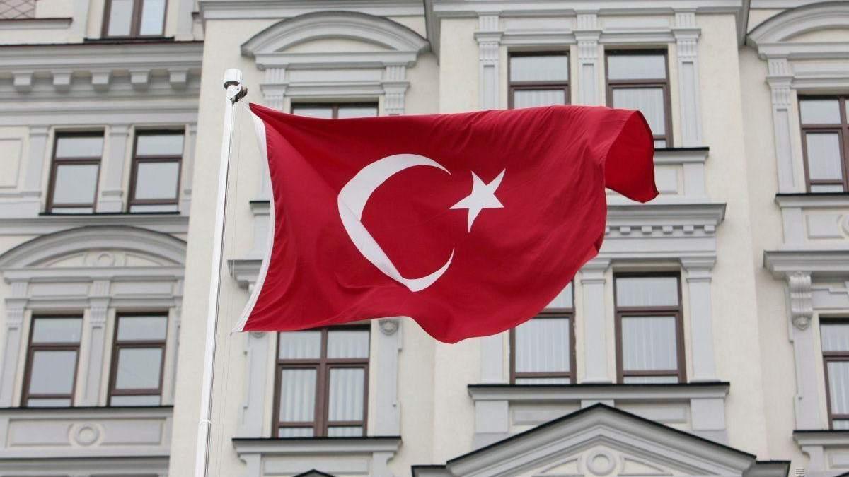 Турция призвала США отменить ошибочные санкции