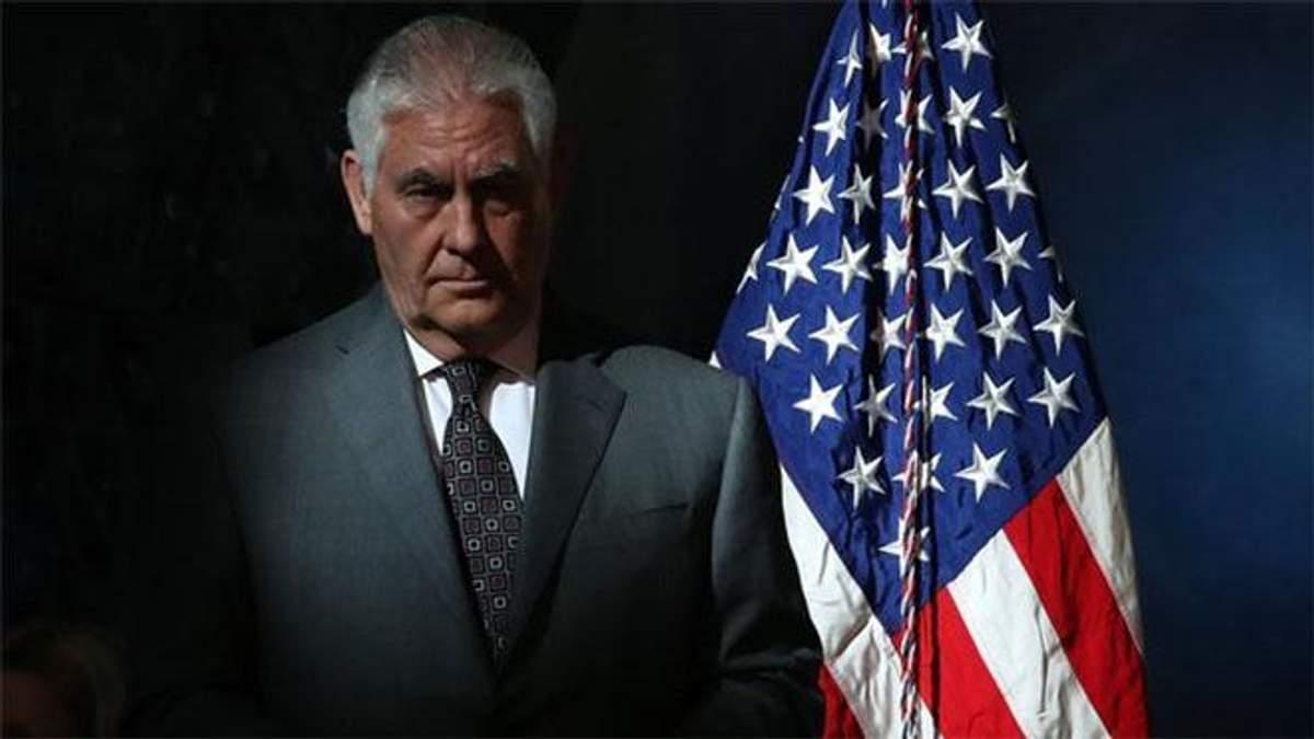 Трамп міг звільнити Тіллерсона через те, що він попередив військовий напад на Катар, – ЗМІ