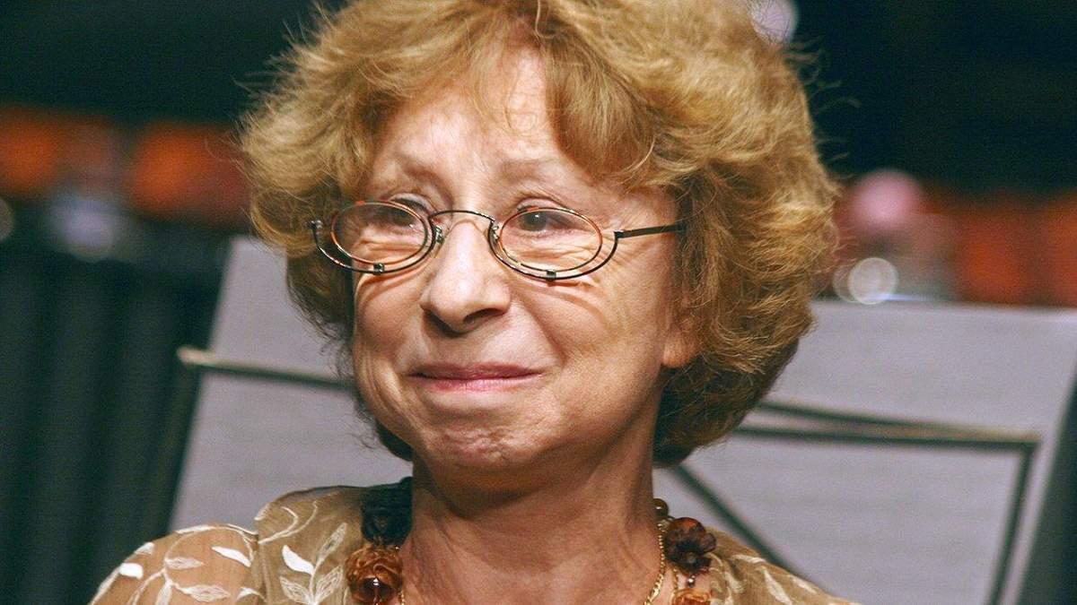 Лія Ахеджакова не визнає анексію Криму