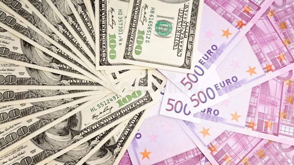 Готівковий курс валют 2 серпня в Україні
