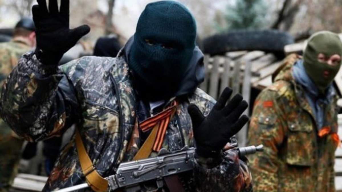 В окупованій Горлівці бойовики обстріляли підлітків