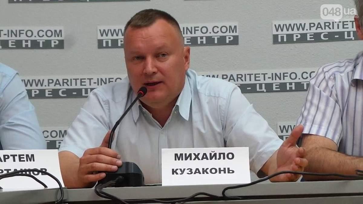 """""""Напад був організованим"""", – постраждалий активіст Кузаконь розповів деталі інциденту"""