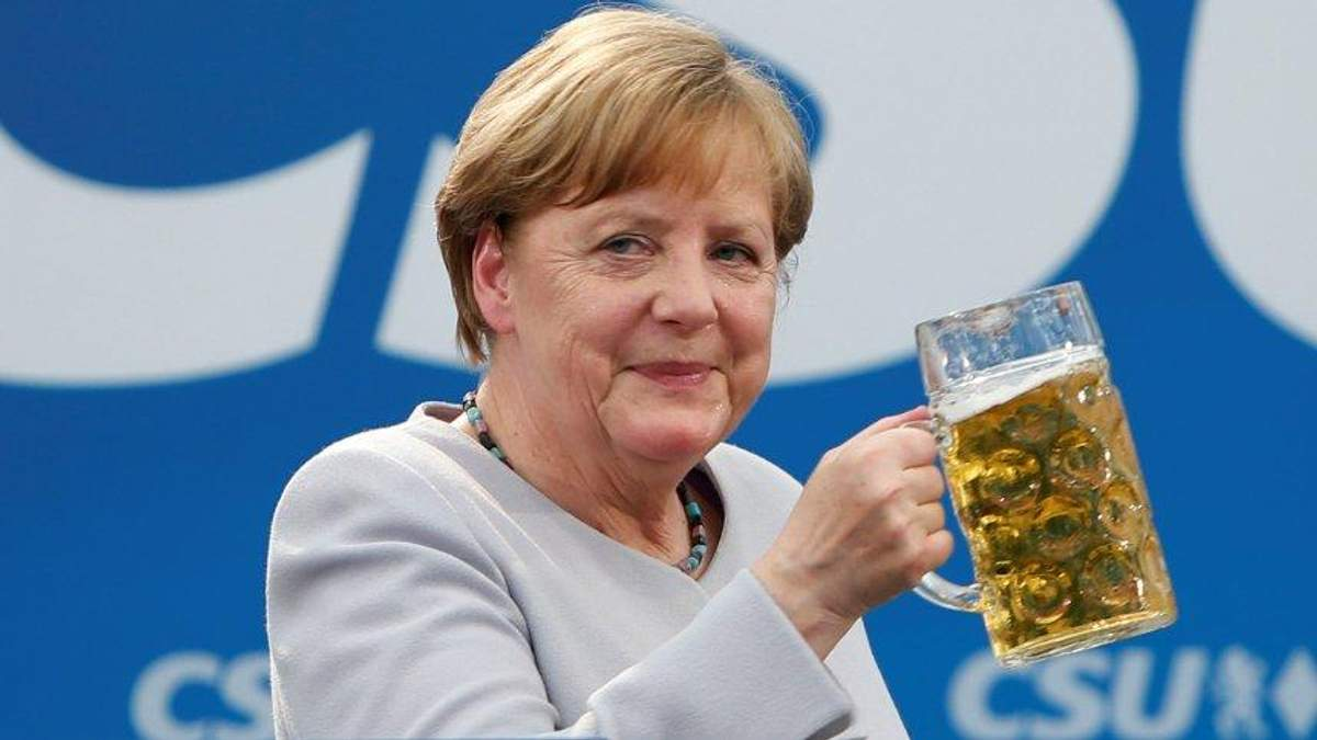 Ангела Меркель зникла: канцлера Німеччини вже тиждень не бачили на публіці