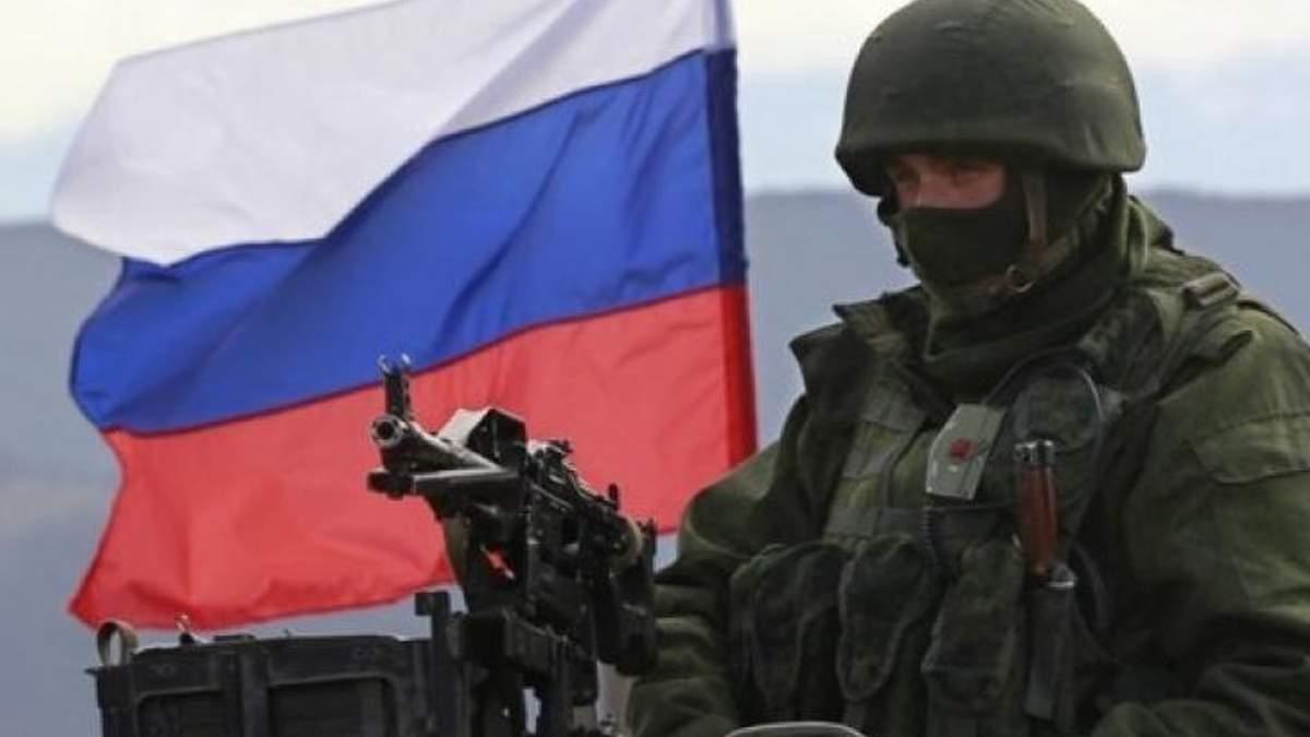 Росіяни проводять ротацію на Донбасі щомісяця та відпрацьовують нову тактику бойових дій