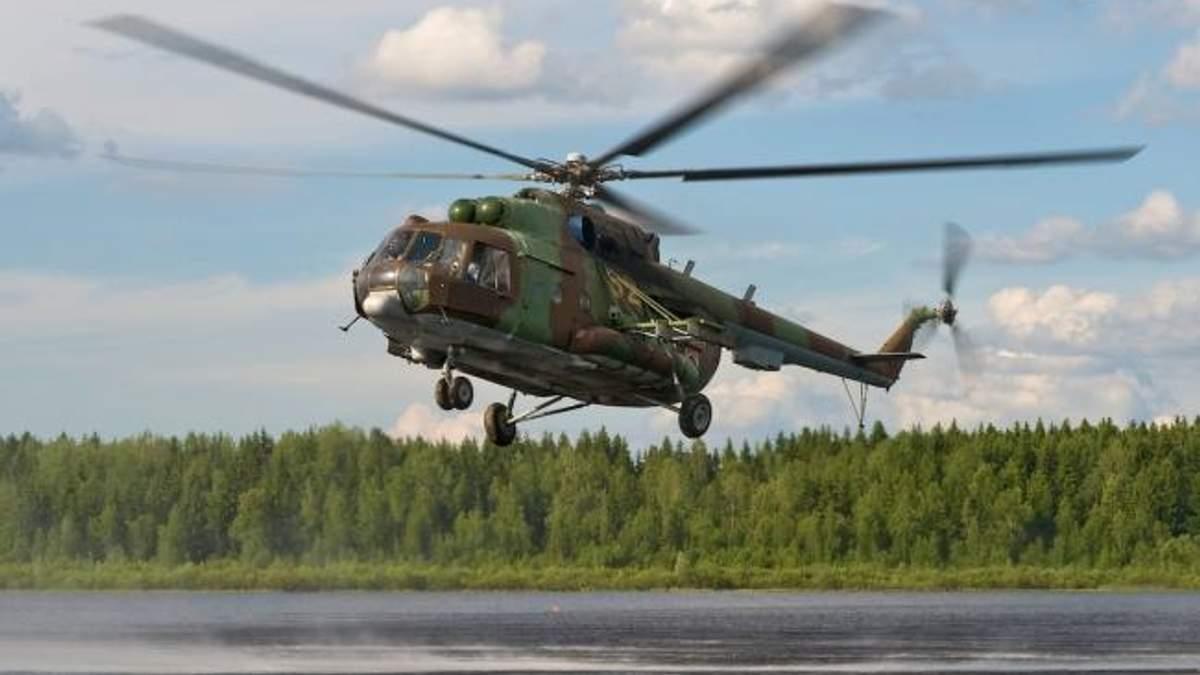 У Росії розбився вертоліт, загинуло 18 осіб