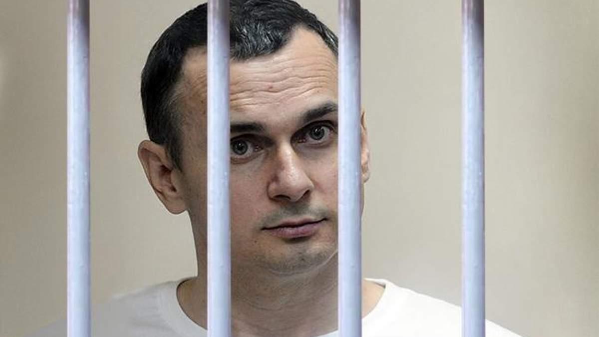 В России объяснили, почему не пустили к Сенцову священника