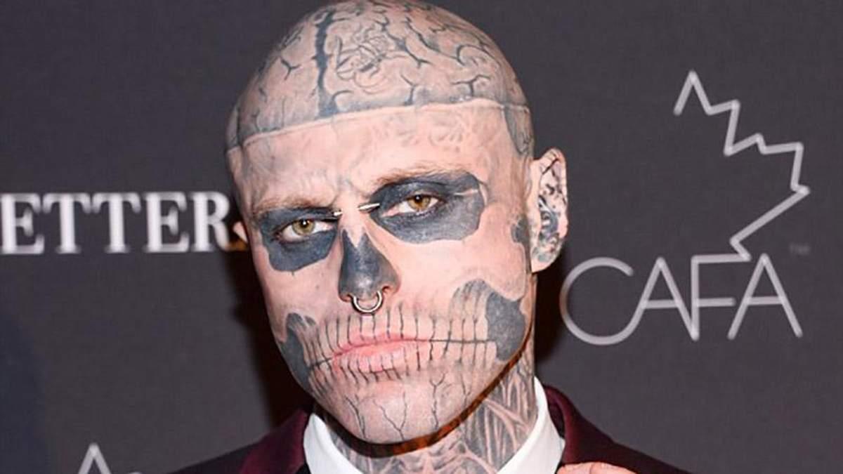 Помер Zombie Boy