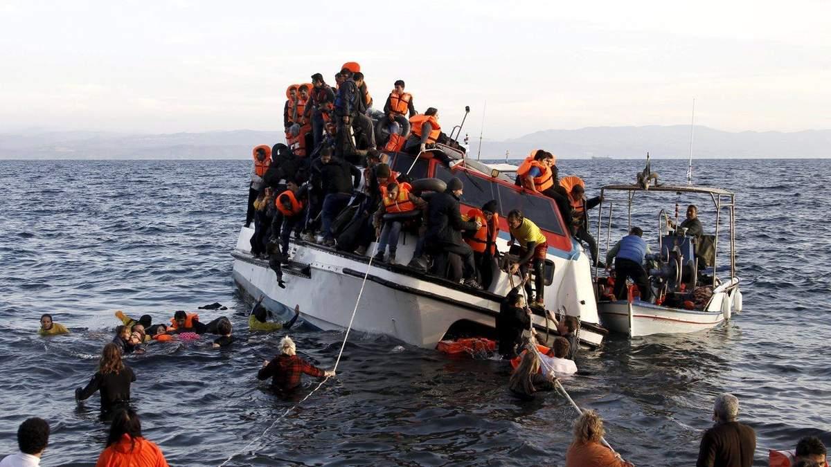 Понад 1,5 тисячі біженців загинуло у 2018 році намагаючись потрапити до Європи
