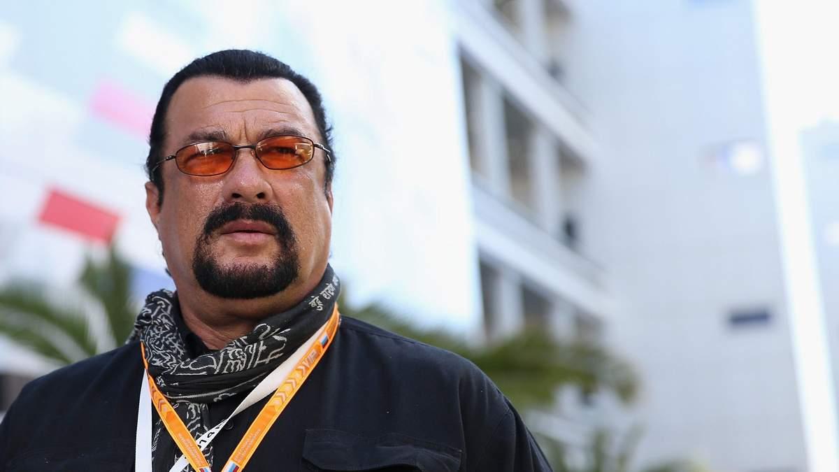 Стивен Сигал назначен спецпредставителем МИД РФ