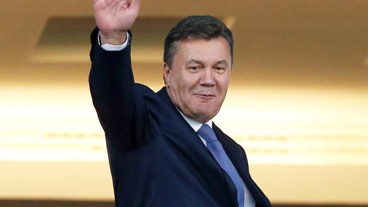 Як виглядає Янукович зараз: свіже фото