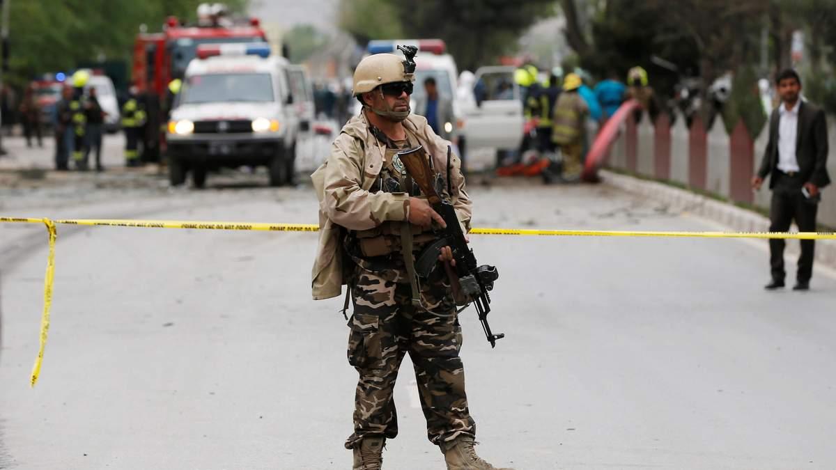 В Афганістані вбили трьох членів місії НАТО