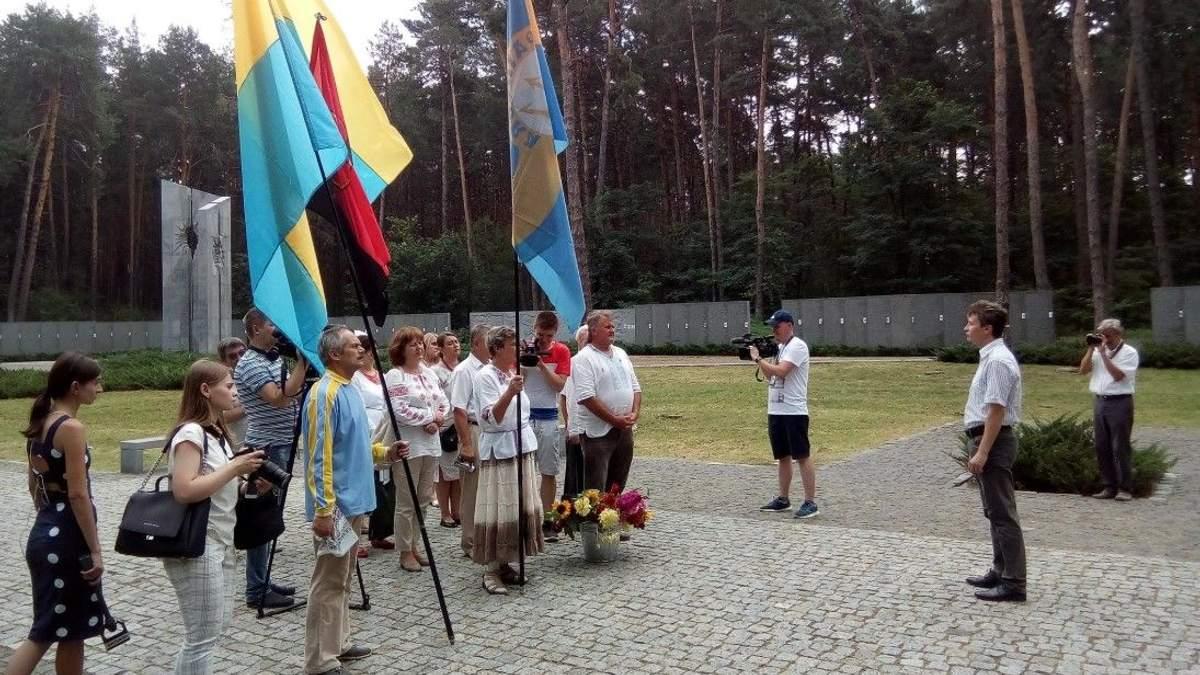 """В Украине почтили память жертв """"Большого террора"""", организованного Сталиным"""