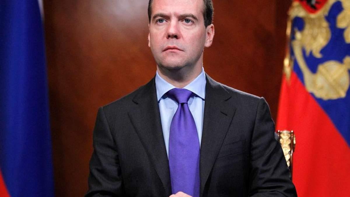"""Медведев заявил, что вступление Грузии в НАТО может спровоцировать """"страшный конфликт"""""""